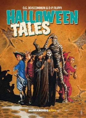 Halloween Tales (Hardback)