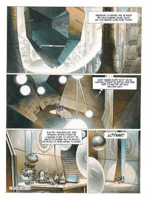 The Metabarons: Volume 2: Aghnar & Oda (Paperback)