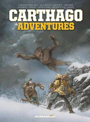 Carthago Adventures (Hardback)