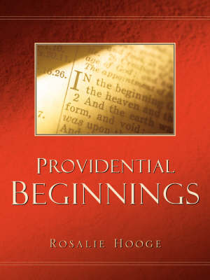 Providential Beginnings (Paperback)
