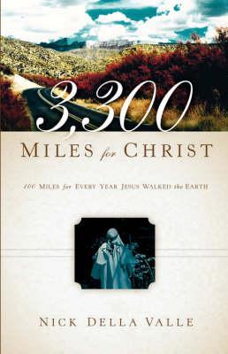 3,300 Miles for Christ (Paperback)