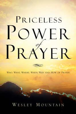 Priceless Power of Prayer (Paperback)