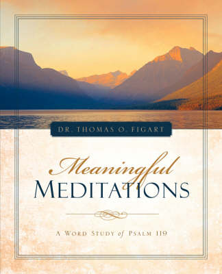 Meaningful Meditations (Paperback)