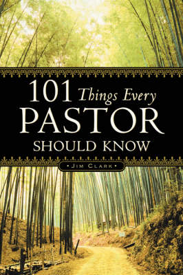101 Things Every Pastor Should Know (Paperback)