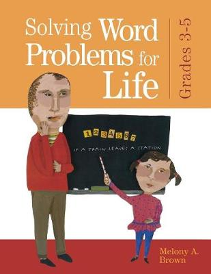 Solving Word Problems for Life, Grades 3-5 (Paperback)