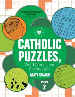 Catholic Puzzles, Word Games, and Brainteasers: Volume 2 (Paperback)