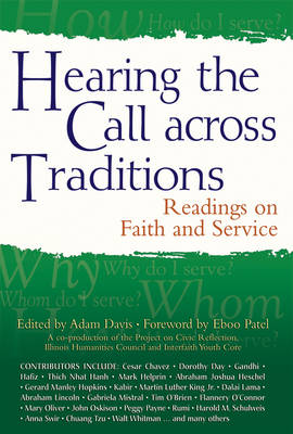 Hearing the Call Across Traditions: Readings on Faith and Service (Paperback)