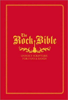 The Rock Bible (Paperback)
