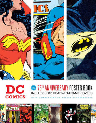 The Dc Comics 75th Anniversary Covers Collection (Paperback)