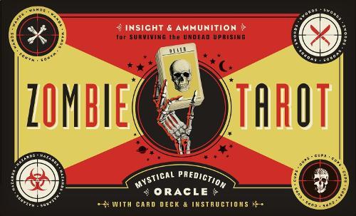 The Zombie Tarot (Paperback)