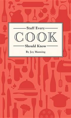 Stuff Every Cook Should Know (Hardback)