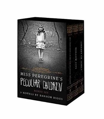 Miss Peregrine's Peculiar Children Boxed Set (Paperback)