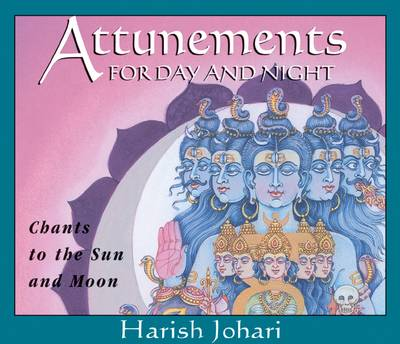 Attunements for Day and Night: Chants to the Sun and Moon (CD-Audio)