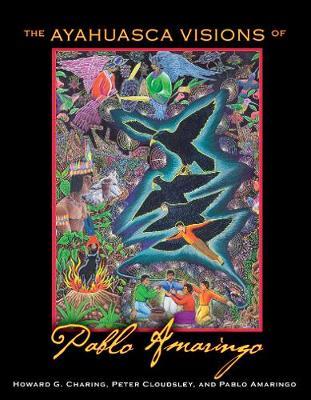 The Ayahuasca Visions of Pablo Amaringo (Hardback)
