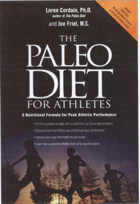 The Paleo Diet for Athletes (Paperback)