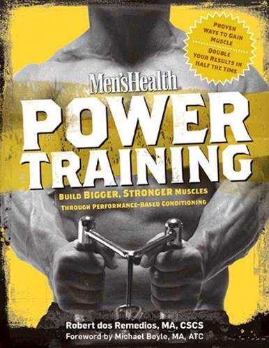 """Men's Health"": Book of Strength (Paperback)"