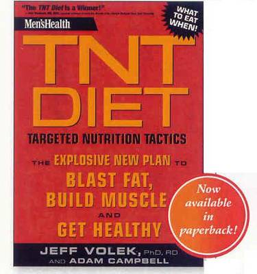 Men's Health TNT Diet: Targeted Nutrition Tactics (Paperback)