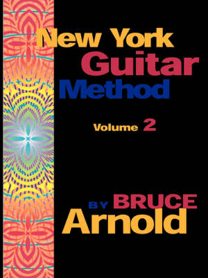 New York Guitar Method: v. 2 (Paperback)