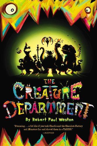 The Creature Department (Paperback)