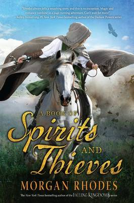 A Book of Spirits and Thieves (Hardback)