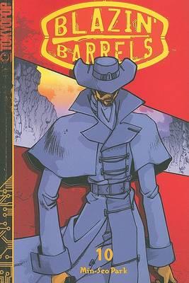 Blazin Barrels: v. 10 (Paperback)