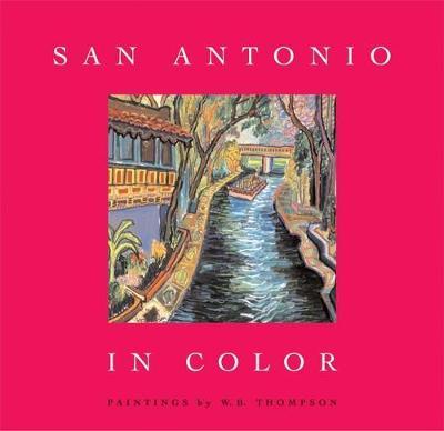 San Antonio in Color (Paperback)