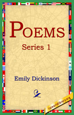 Poems, Series 1 (Paperback)
