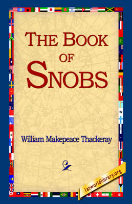 The Book of Snobs (Paperback)