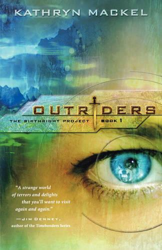 Outriders: The Birthright Project (Paperback)