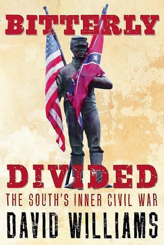 Bitterly Divided: The South's Inner Civil War (Paperback)