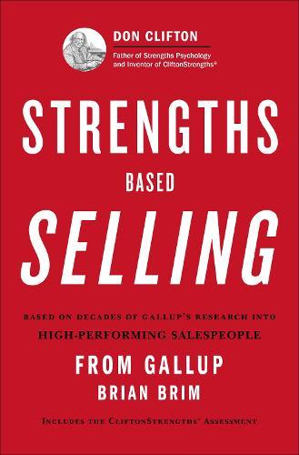 Strengths Based Selling (Hardback)