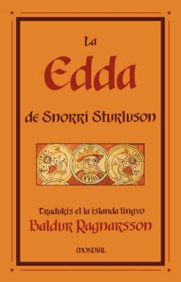 La Edda de Snorri Sturluson (Paperback)