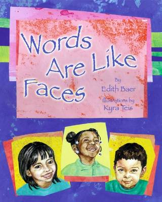 Words are Like Faces (Paperback)