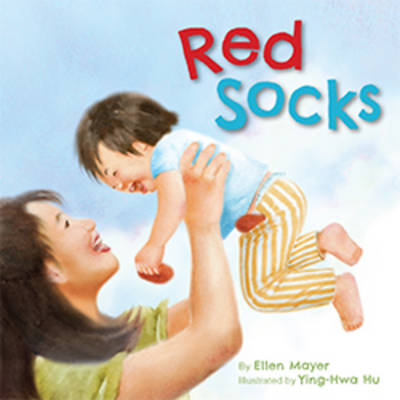 Red Socks (Board book)
