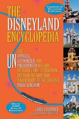 The Disneyland Encyclopedia: Second Edition (Paperback)
