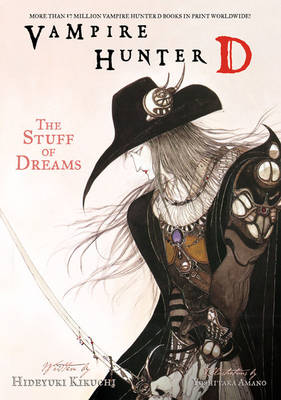Vampire Hunter D: Stuff of Dreams Volume 5 (Paperback)