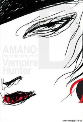 Amano: The Collected Art Of Vampire Hunter D (Paperback)