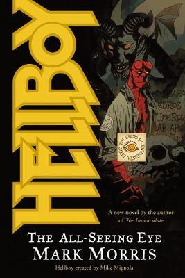 Hellboy: All-seeing Eye (Paperback)