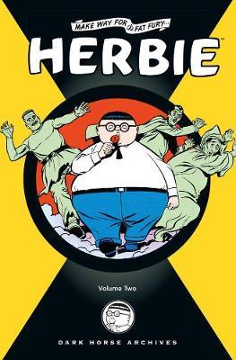Herbie Archives Volume 2 (Hardback)
