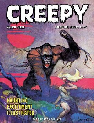 Creepy Archives Volume 3 (Hardback)