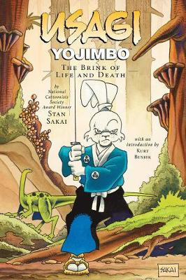 Usagi Yojimbo Volume 10: The Brink Of Life And Death, 2nd Ed, (Paperback)