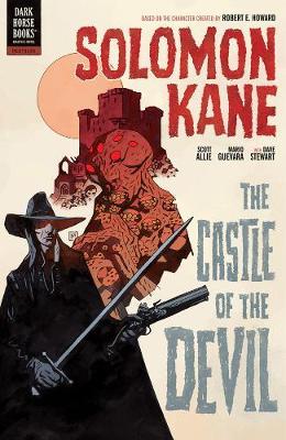 Solomon Kane Volume 1: The Castle Of The Devil (Paperback)