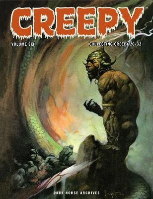 Creepy Archives Volume 6 (Hardback)