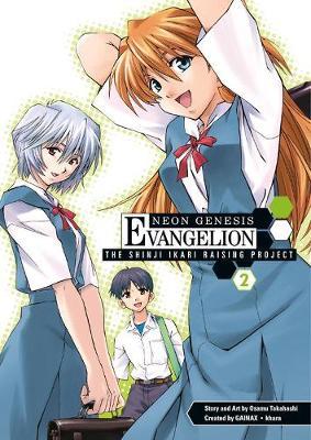 Neon Genesis Evangelion: The Shinji Ikari Raising Project Volume 2 (Paperback)