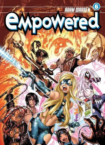 Empowered Volume 6 (Paperback)