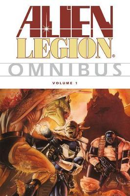 Alien Legion Omnibus Volume 1 (Paperback)