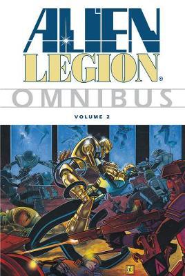Alien Legion Omnibus Volume 2 (Paperback)