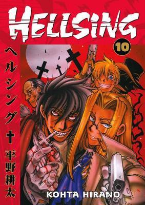 Hellsing Volume 10 (Paperback)