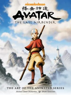 Avatar: The Last Airbender#the Art Of The Animated Series (Hardback)
