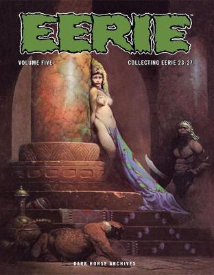 Eerie Archives Volume 5 (Hardback)